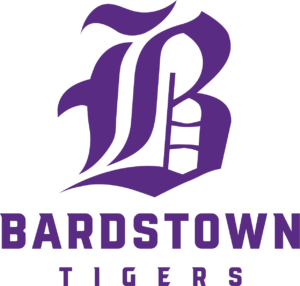 Bardstown Tigers with old script B